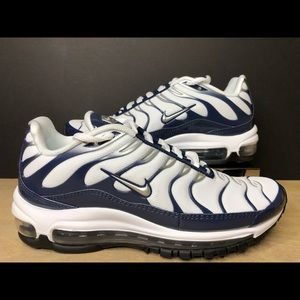 Nike Air Max 97 Plus Silver Shark AH8144-100